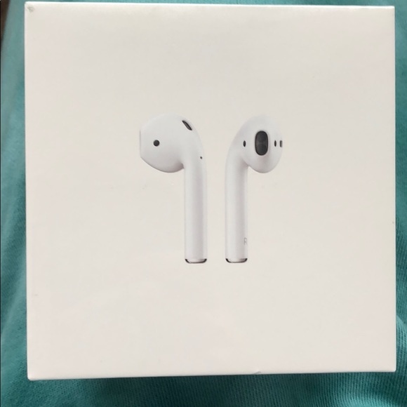 AirPods 2nd gen SEALED NWT